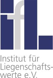 Logo IfL Institut für Liegenschaftswerte e.V.